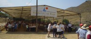 Xviii dia del camero viejo laguna de cameros 5 agosto 2006 for Carpa comida